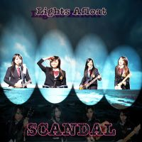 Scandal Front Cover by chigokai