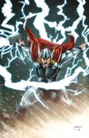 Thor Colors by BrianAtkins