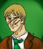 Remus Lupin by CamaelTheAngel