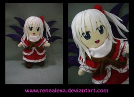 Commission _Shinki Plushie by renealexa
