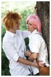 Narusaku Love at School by SenninUzumaki