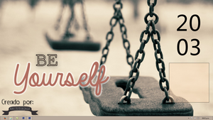 Screenshot #7 para W8 : Be Yourself by ForeverYoung320