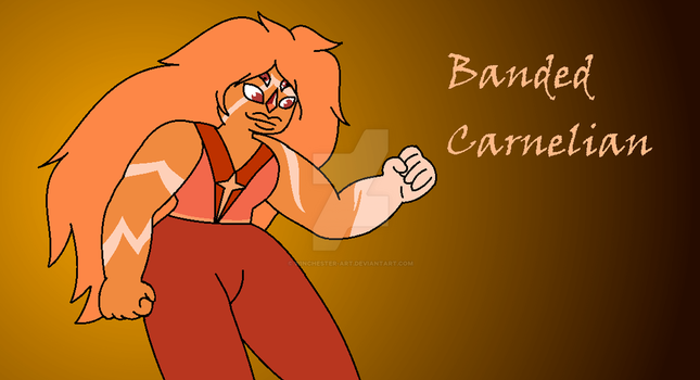 Banded Carnelian by Ichigoslover101