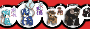 .:Fakemon:. by LucarioGirl4Ever