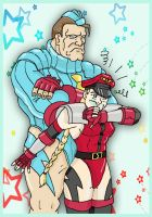 ...I want my armor back. by Shadaloo1989