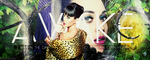 Katy Perry Signature by omgolivia123