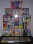 Tower of Video Game VHS by nintendomaximus
