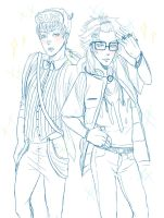 dramatical fashioNISTAS by Kay-land