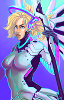 Mercy by bylacey