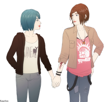 LiS - Colour Swap by Kaschra