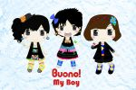 Buono My Boy by doodlerwoo