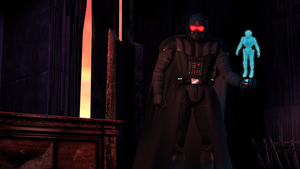 Darth Phantom by Darkwraith-Turk
