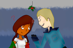 Secret Santa-GermanyXMexico GIF by sel-and-cel