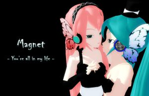 Magnet - Miku and Luka by tsuuChan