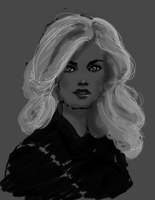 blondie reference practice 10 min by elcoruco1984