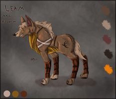 Liam REF by LikelyLupine