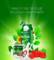Activia Advertisement by Oceandeep76