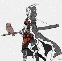 Zairene_The Return of Winter by onyxinterior