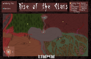 Rise of The Clans Map by littledoge