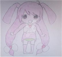 .: Niahime :3 in my neww kawaii style :. by BeriBeri-Chuu
