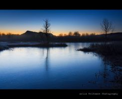 The Blue Hour by uberfischer