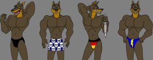 Geist's Underwear by MetalExveemon