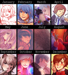 2014 Year in Review by creylune