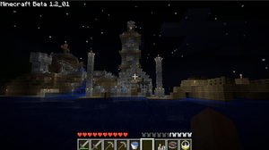 Springwell Colony Minecraft by Grimful