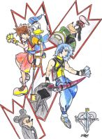 Kingdom Hearts II by originalsoundtrack
