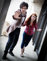 Impossible - Doctor Who by HelenaTears