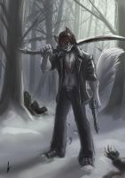 Cmmission_DarkWolf by TicoabyGrey