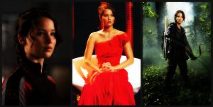 Katniss Image Collage by Shadow-StrikeRaven