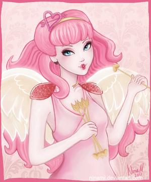 Ever After High - C.A. Cupid
