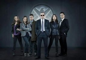 Marvel's Agents Of S.H.I.E.L.D by SavantiRomero