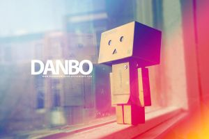 Danbo wallpaper 2 by EliseEnchanted