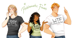 .:APH:. Problematic Faves by kamillyanna