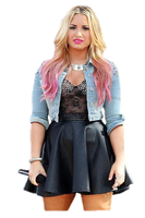 Demi Lovato 2012 Png [1] by LuzcaEditions