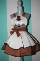 Appa Avatar the Last Airbender Cosplay Pinafore by DarlingArmy