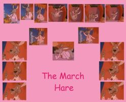 The March Hare by werewolf-dragon