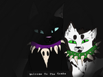'Welcome To The Tombs' (Salutes PicsArt) by inkaboo007