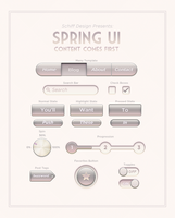 Spring UI by elischiff