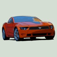 Mustang by Than1Ducis