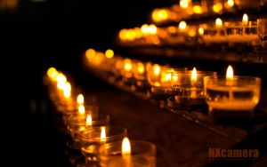 Candles by NXcamera
