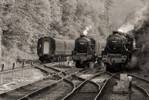 Age of Steam by NickField