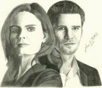 Booth and Brennan by lucyc66