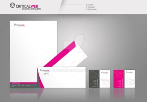 criticalweb stationary by brunus