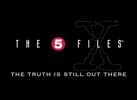 X-files On 5 by Madskillz-001