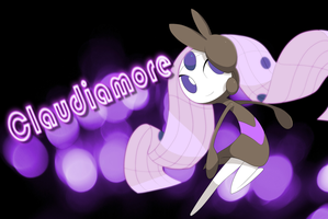 Meloetta Rave Form Screen Saver by Claudiamore