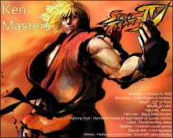 SF - Ken Masters by LordSlayer