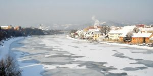 Frozen River_1 by XanaduPhotography